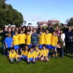 Vogeltown School Soccer EoY Breakup 2008