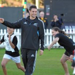 time with Dan Carter