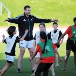 time with Kieran Read